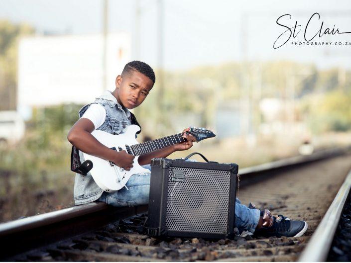 Tyrese Stuurman - Guitarist