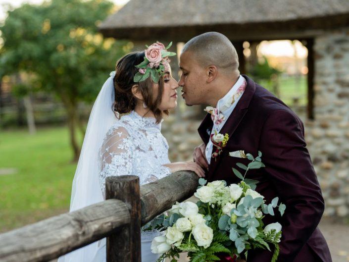 Deuden & Shantell wedding